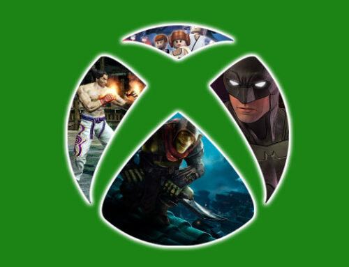 Бесплатные игры Xbox Live Gold – январь 2020