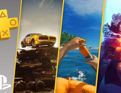 Бесплатные игры PlayStation Plus – май 2021 г.