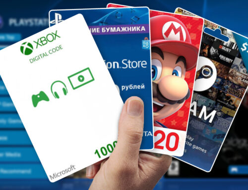 5 веских причин покупать игры при помощи подарочной карты