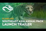 Embedded thumbnail for Planet Zoo - Southeast Asia Animal Pack DLC (PC)
