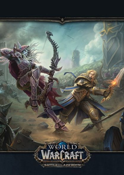 World of Warcraft: Battle For Azeroth [EU] (PC/MAC)