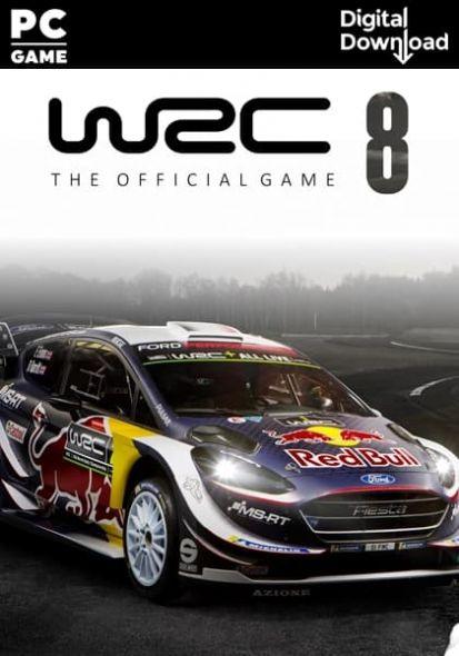 WRC 8 FIA World Rally Championship (PC)