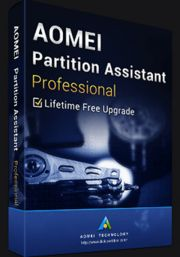 AOMEI Partition Assistant PRO Edition + Lifetime Upgrade