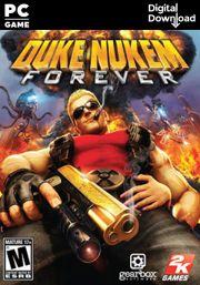Duke Nukem Forever (PC/MAC)