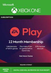 EA Play: подписка на 12 месяцев