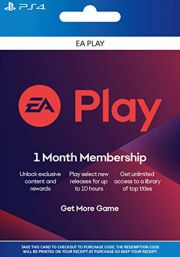 EA Play подписка на 2 месяц [PS4 USA]