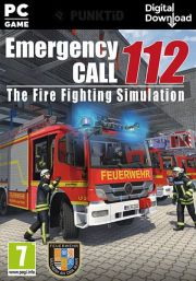 Emergency Call 112 - The Fire Fighting Simulation (PC)