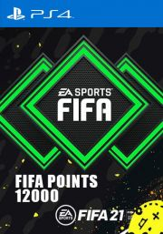 FIFA 21 - 12000 FUT Points [PS4 UK]