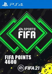 FIFA 21 - 4600 FUT Points [PS4 UK]