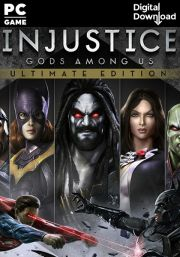 Injustice Gods Among Us Ultimate Edition (PC)
