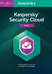 Kaspersky Security Cloud (20 пользователя, 1 год)