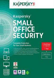 Kaspersky Small Office Security 4 (5 пользователя, 1 год)