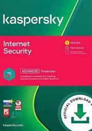 Kaspersky Internet Security Multi-Device 2021 (1 пользователя, 1 год)