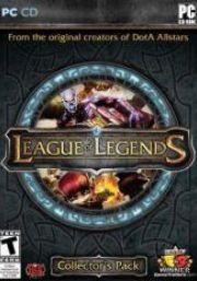 League of Legends 20 EUR Подарочная Карта
