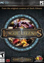 League of Legends 10 Евро Подарочная Карта