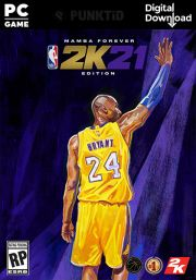 NBA 2K21 - Mamba Forever Edition (PC)
