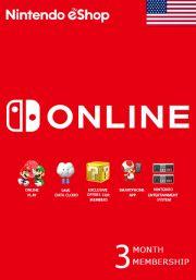 USA Nintendo 3 месяцев