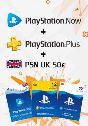 UK PSN 12 - комбинация месяца