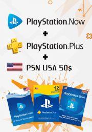 USA PSN 12 - комбинация месяца