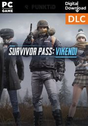PUBG Survivor Pass: Vikendi DLC (PC)