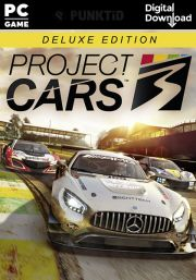 Project CARS 3 Deluxe Edition (PC)