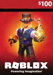Roblox Игровая карта USD 100