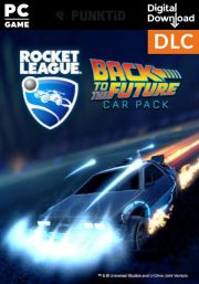 Rocket League Back To The Future DLC (PC/MAC)