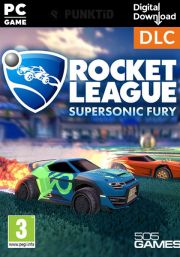 Rocket League Supersonic Fury DLC (PC/MAC)