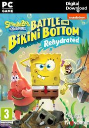 SpongeBob SquarePants - Battle for Bikini Bottom Rehydrated (PC)