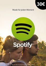 Германия Spotify 30€ Подарочная Карта