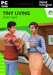 The Sims 4 - Tiny Living Stuff DLC (PC/MAC)
