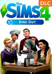 The Sims 4: Dine Out DLC (PC/MAC)