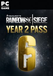 Rainbow Six Siege - Year 2 Pass (PC)