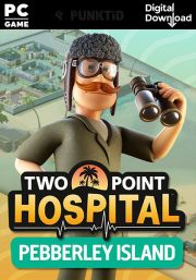 Two Point Hospital - Pebberley Island DLC (PC/MAC)