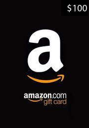 USA Amazon $100 Подарочная Карта