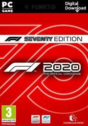 F1 2020 - Seventy Edition (PC)