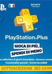 Италия PSN Plus: подписка на 12 месяцев