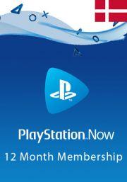 Дания PlayStation Now: подписка на 12 месяц
