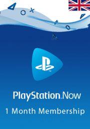 UK PlayStation Now: подписка на 1 месяц